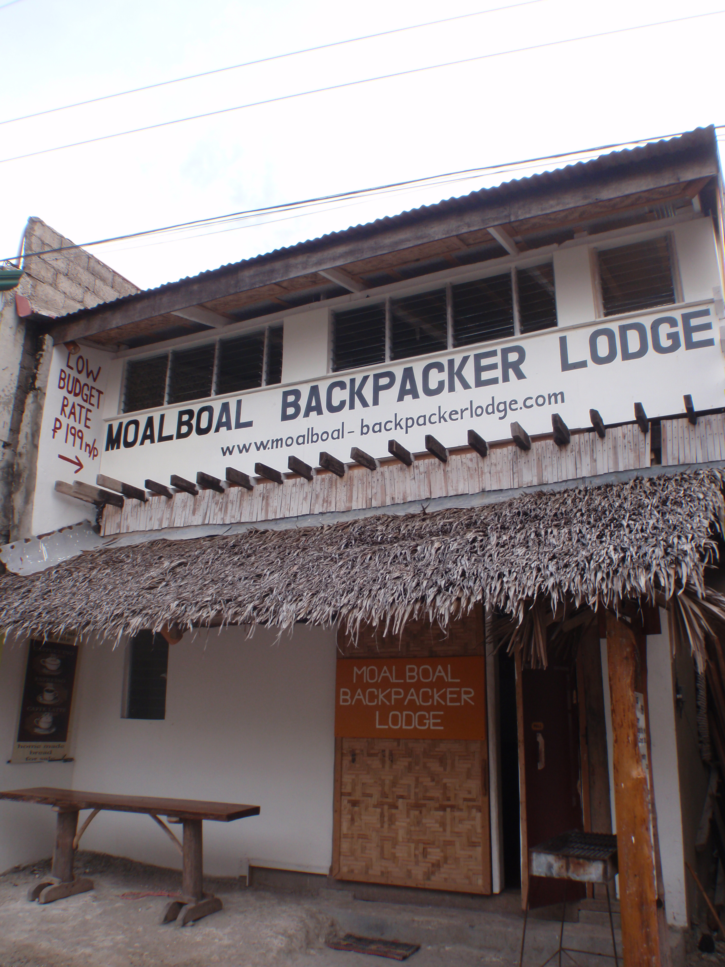 our refuge at panagsaman beach