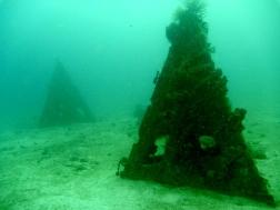 Like a christmas tree!