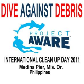 Dive Cleanup 2011