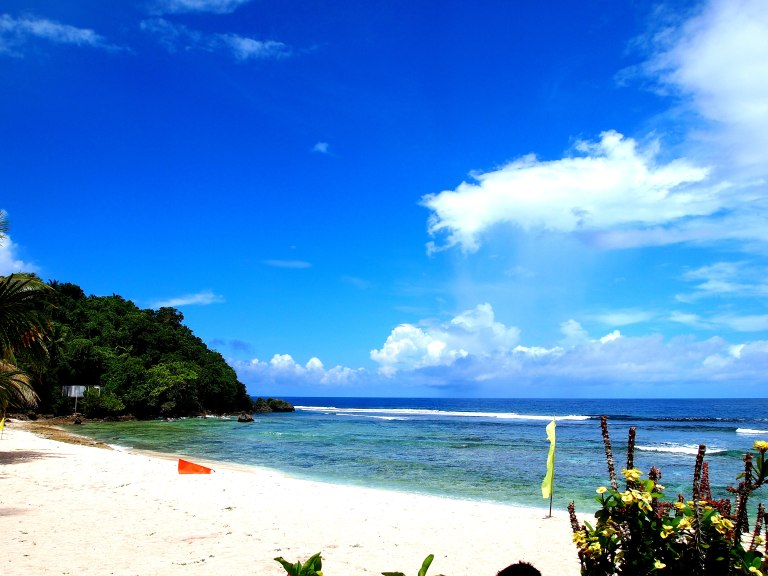 Sorry, this is not Pagudpud or Boracay!