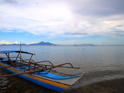 Morning horizons in Biri!