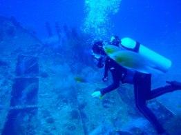 Coron wrecks at Bacuit Bay never fails to amaze me!