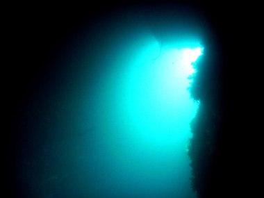 The Blue Hole!