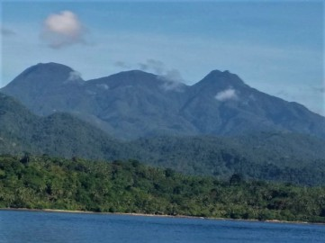 Mountains of Camiguin